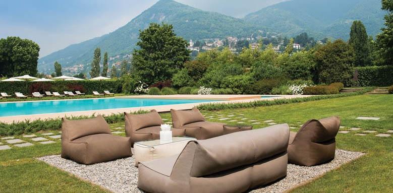 Sheraton Lake Como Hotel, Kincho Bar and Pool