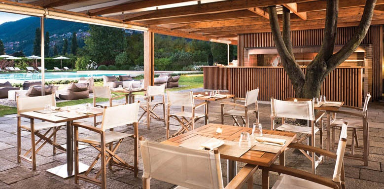 Sheraton Lake Como Hotel, Kincho Restaurant