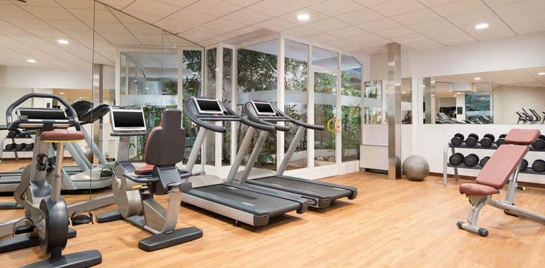 Sheraton Lake Como Hotel, Gym