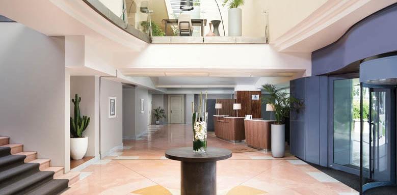 Sheraton Lake Como Hotel, Lobby
