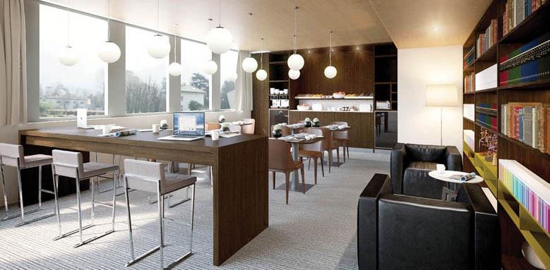 Sheraton Lake Como Hotel, Lounge