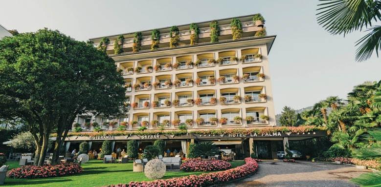 La Palma, facade