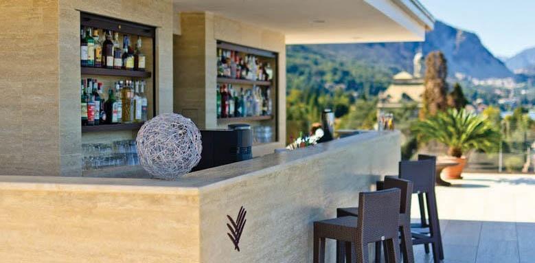 Hotel La Palma, sky bar