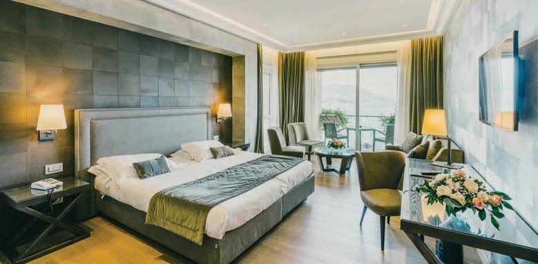 Hotel La Palma, junior suite