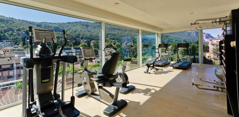 Hotel La Palma, gym