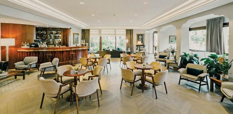 Hotel La Palma, bar