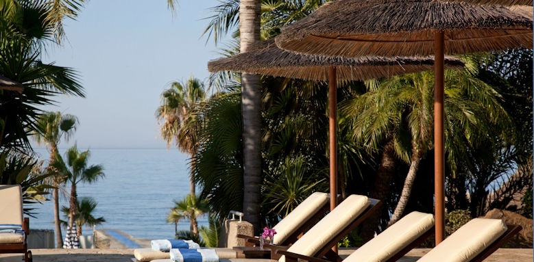 Amathus Beach Hotel Limassol, Beach View