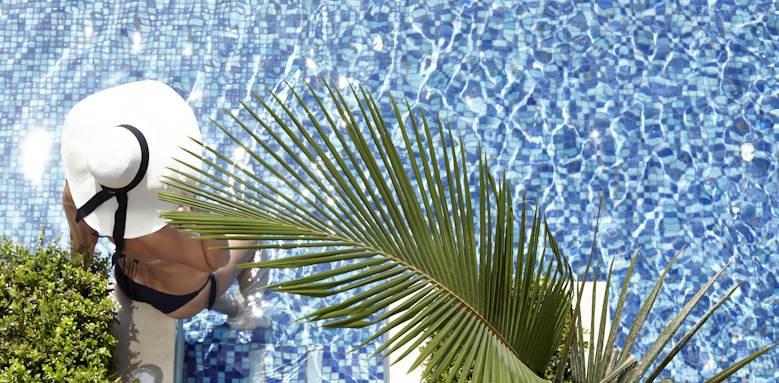 amathus beach hotel limassol, jacuzzi