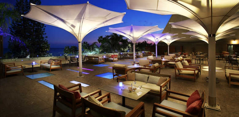 Amathus Beach Hotel Limassol, blue breeze