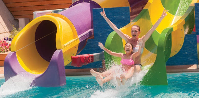 Amathus Beach Hotel Limassol, Waterslides