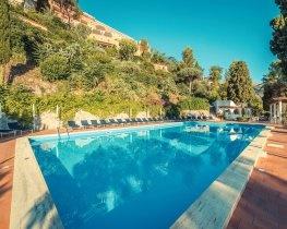 Grand Hotel Miramare, pool