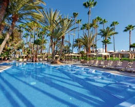 riu palace oasis, pool