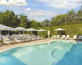 Villarosa, pool
