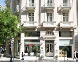 Excelsior Thessaloniki, hotel exterior