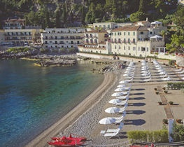 belmond villa sant andrea, main beach view