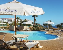 The Royal Savoy Hotel and Villas