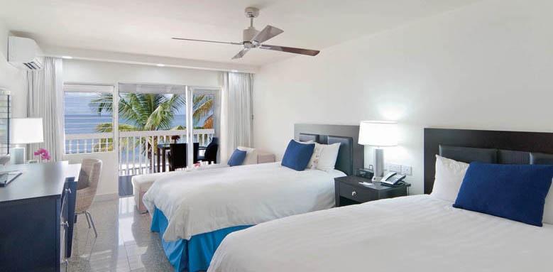 Radisson Grenada Beach Club, beachfront room