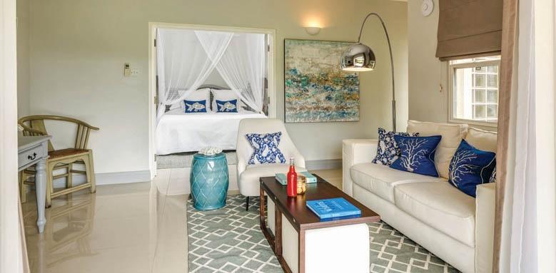 Calabash Luxury Boutique Hotel & Spa, deluxe suite