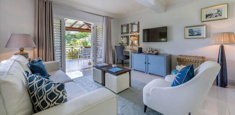 Calabash Luxury Boutique Hotel & Spa, pool suite