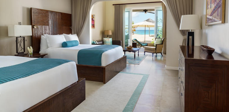 Spice Island Beach Resort, sea grape suite