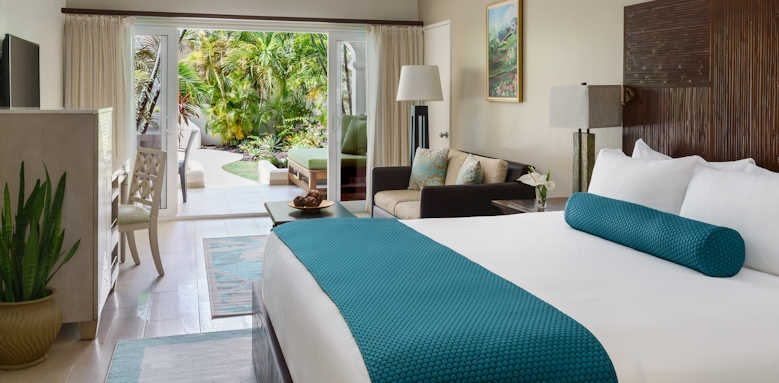 Spice Island Beach Resort, oleander superior, garden suite