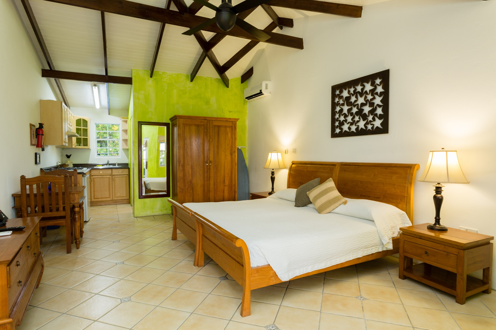 True Blue Bay Boutique Resort, true blue room