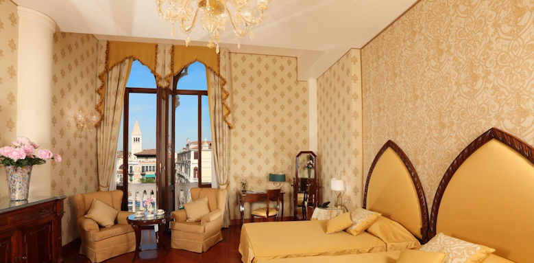 Palazzo Stern Hotel, Junior Suite Superior