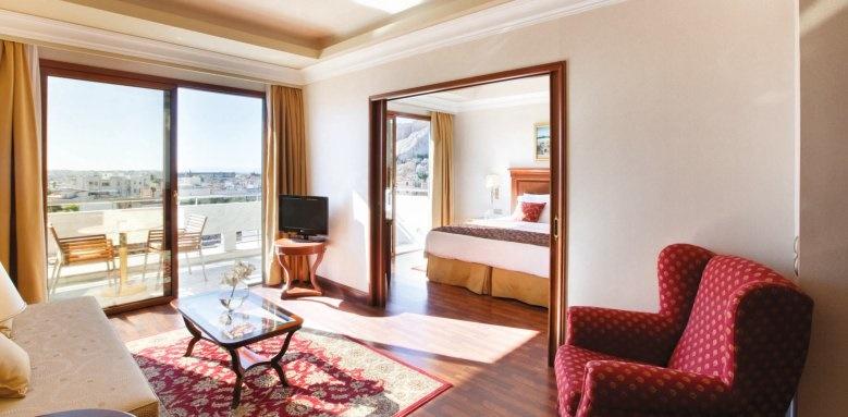 Electra Palace, suite