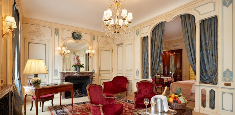 Hotel Raphael, Signatuere Suite