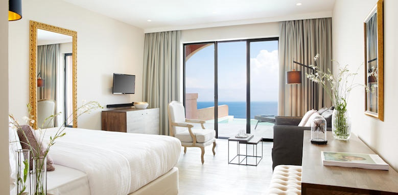 marbella nido, junior suite private pool