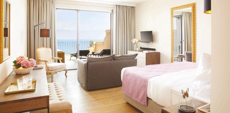 marbella nido, deluxe junior suite