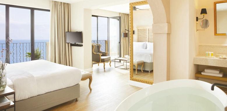 marbella nido, deluxe suite sea view
