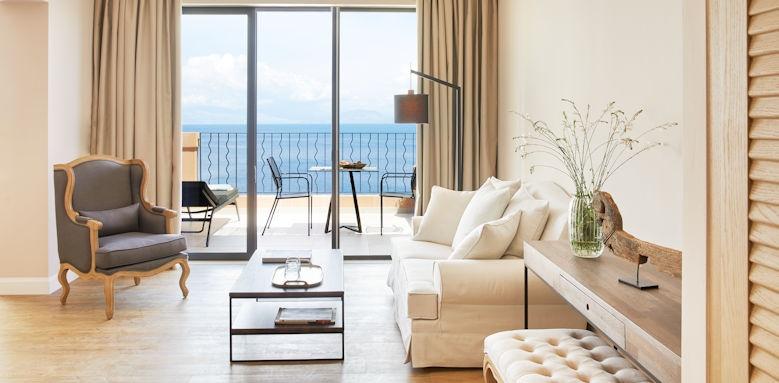 marbella nido, grand terrace deluxe suite