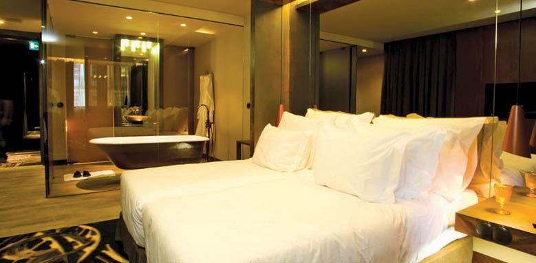 Teatro Hotel, Junior suite