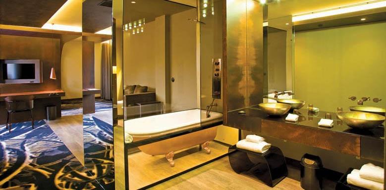 Teatro Hotel, Suite