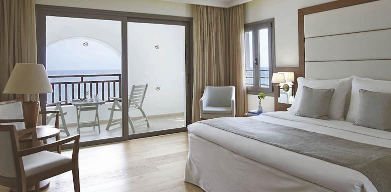 creta maris, suite sea view