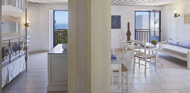 creta maris, family suite