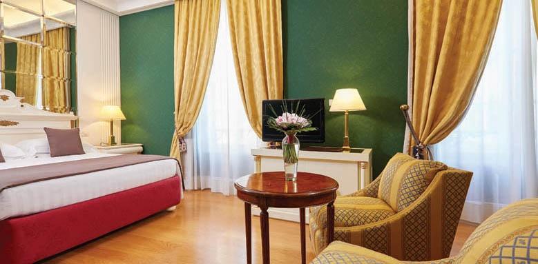 Hotel Regency, suite