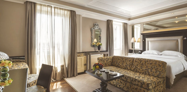 hassler roma, grand deluxe room
