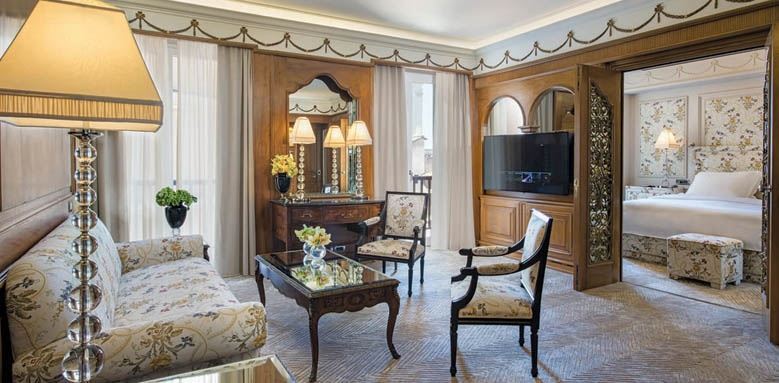 Hassler Roma, executive suite