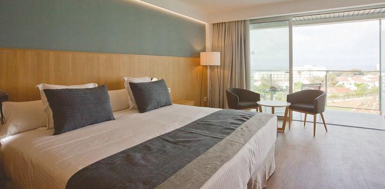 hotel 55 santo tomas, double room sea view