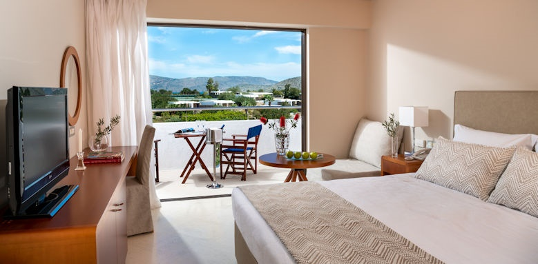 Elounda Bay Palace, classic room side sea view