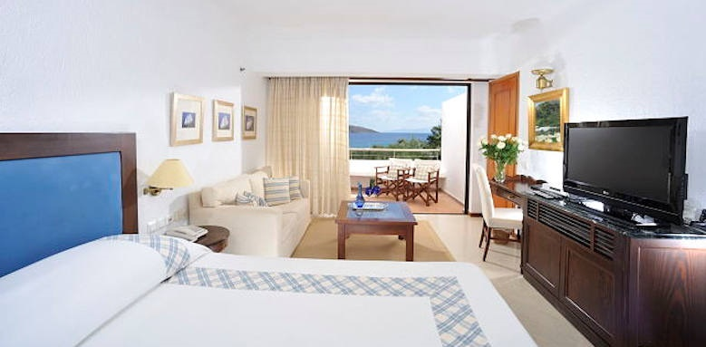 Elounda Bay Palace, Classic room sea view