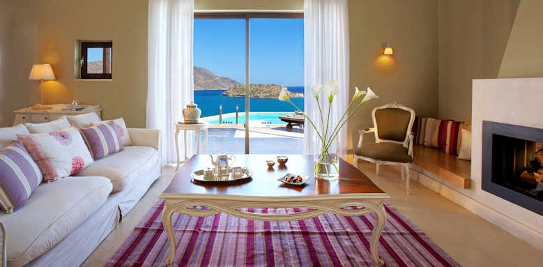 Domes of Elounda, luxury 2 bed villa with private pool
