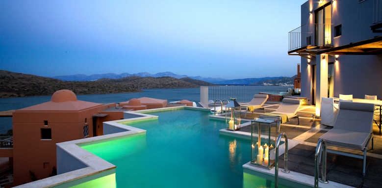 Domes of Elounda, three bed luxury villa