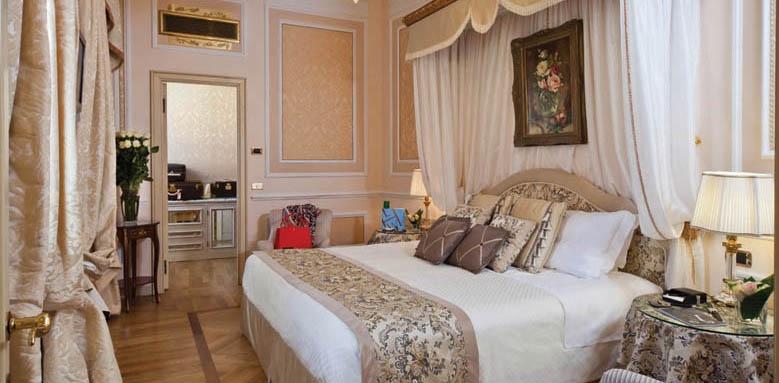Grand Hotel Majestic Bologna, suite