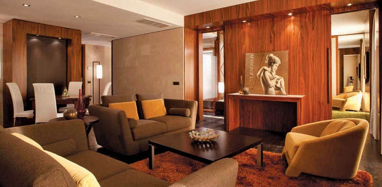 NH Collection Taormina, suite