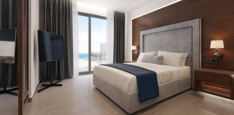 nana princess, luxury two bedroom villa