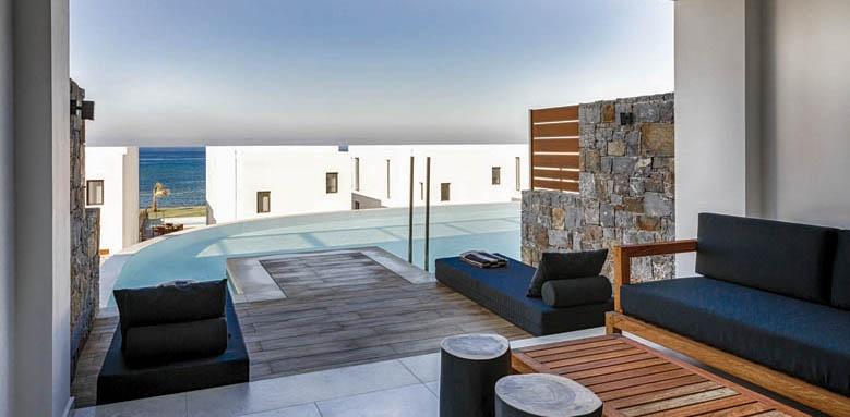 Abaton, luxury sharing pool
