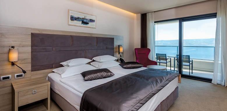 Hotel Plaza Duce, deluxe room